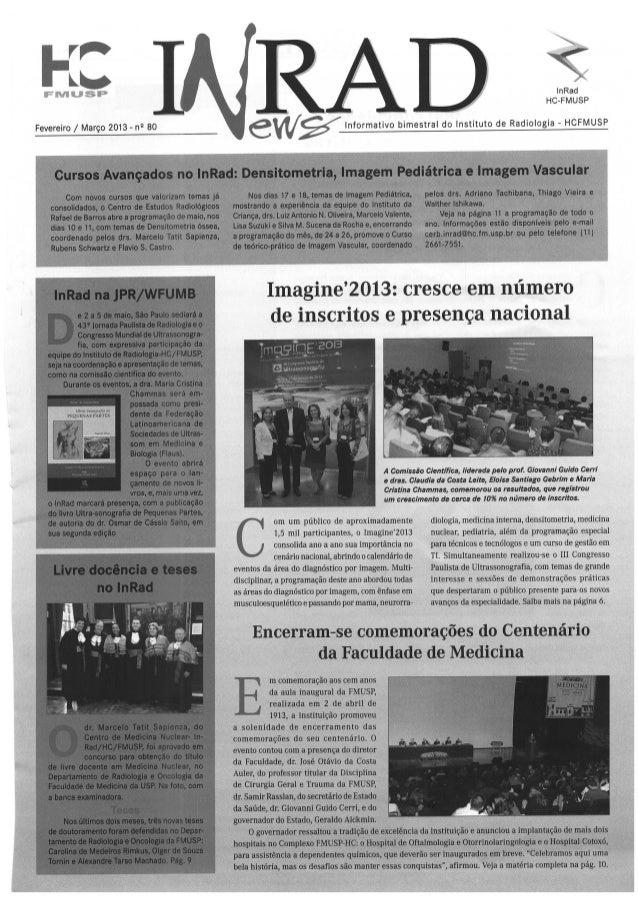 Notícias da saúde ... brazil 2013