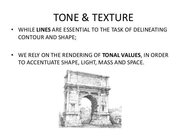 Tone & Texture Slide 2
