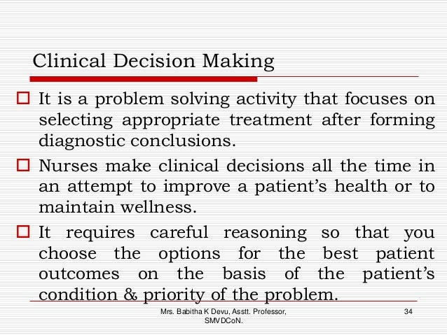 decision making critical thinking skills Critical logistics thinking skills following this are recommendations for inculcating critical thinking and decision-making skills in small unit leaders by.