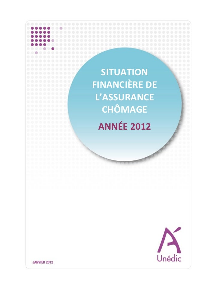SITUATION                                                                    FINANCIÈRE DE                          ...