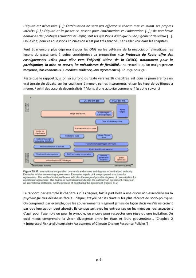 p.  6      L'équité   est   nécessaire   […];   l'atténuation   ne   sera   pas   efficace  ...