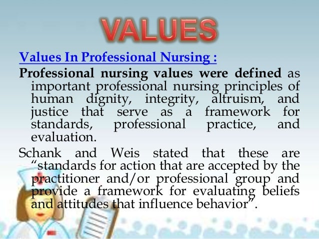 altruism definition nursing