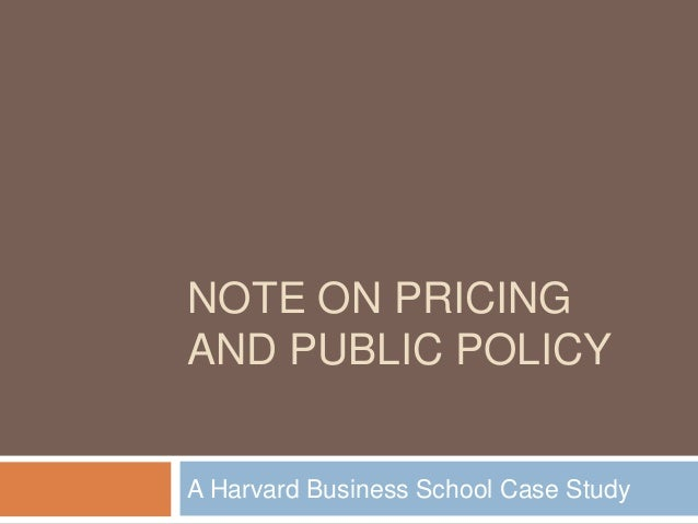 hbs case study teaching notes Case study  sets forth the rationale for teaching notes, what they should contain  and why, and  based on the experiences of harvard business school faculty.