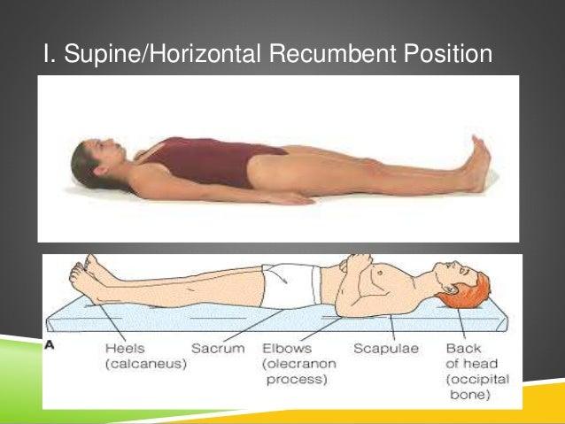 Comfort Positions