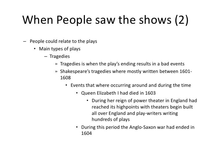 an introduction to the history of elizabethan theater Test your knowledge of the history of the globe theatre with a printable worksheet and interactive quiz the practice questions help you identify.