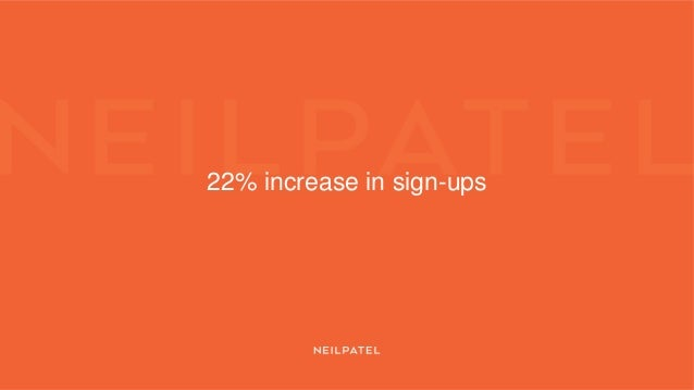 10% increase in sales