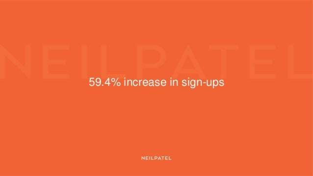 16% increase in sales
