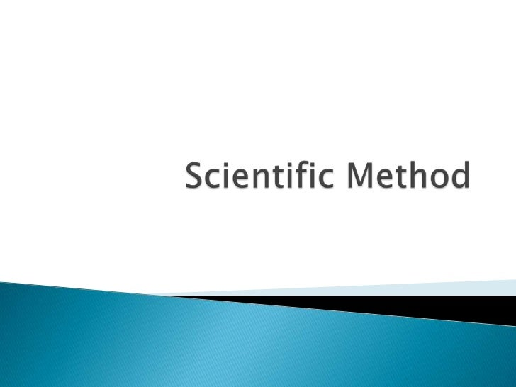    What is the scientific method and how is it    used in science?
