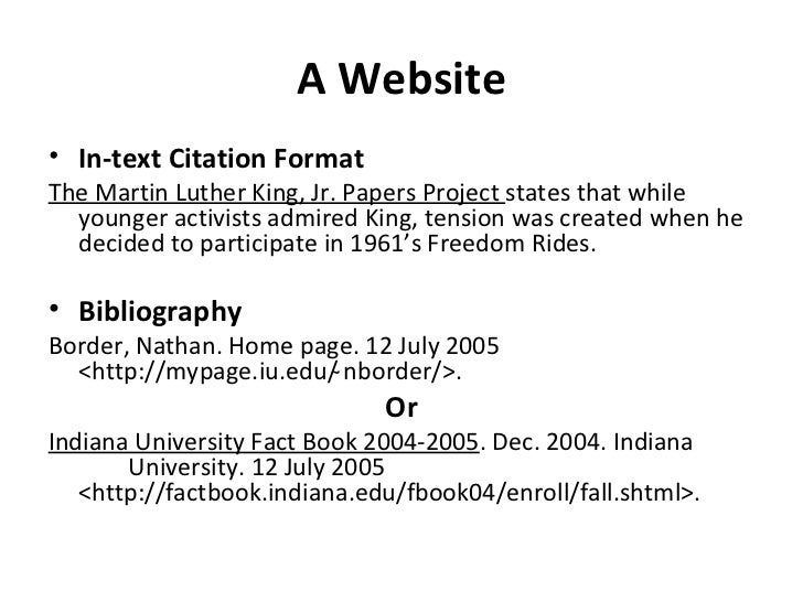 how to write a bibliography for website How to add a website to a bibliography with the proliferation of information on the internet, chances are that if you write a paper or article you will need to know.