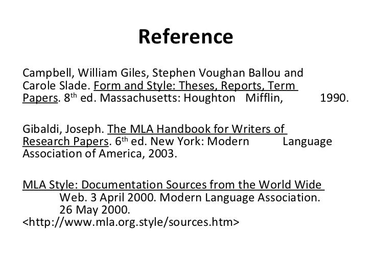 referencing sources in a research paper Cite your sources both in-text and at the end of your paper for in-text citation, the easiest method is to parenthetically give the author's last name and the year of publication, eg, (clarke 2001), but the exact way you cite will depend on the specific type of style guide you follow.