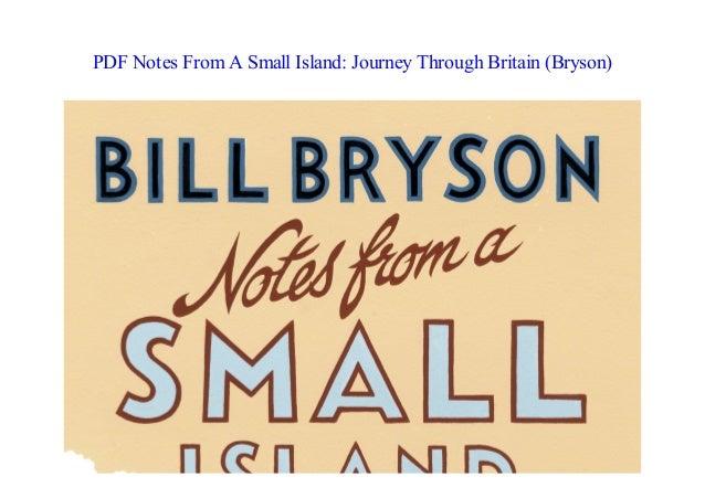 Bill Bryson Pdf