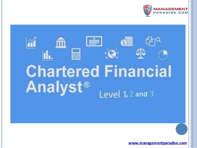 All-in-One Notes for CFA Level 1,2 & 3