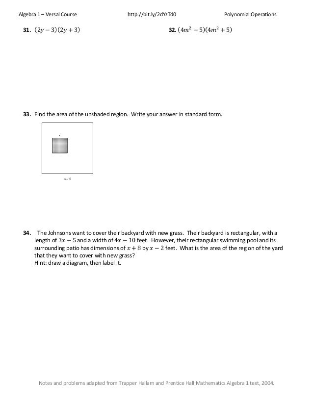 Write The Polynomial In Standard Form Images Free Form Design Examples