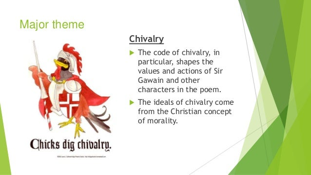 notes sir gawain and the green knight 29 assignment in an essay compare the attitudes toward knighthood and chivalry in the r ces sir gawain and the green knight