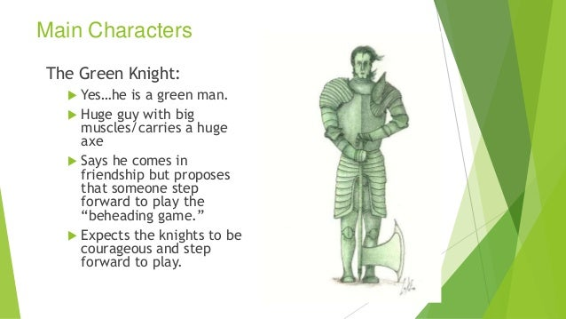 notes sir gawain and the green knight 4