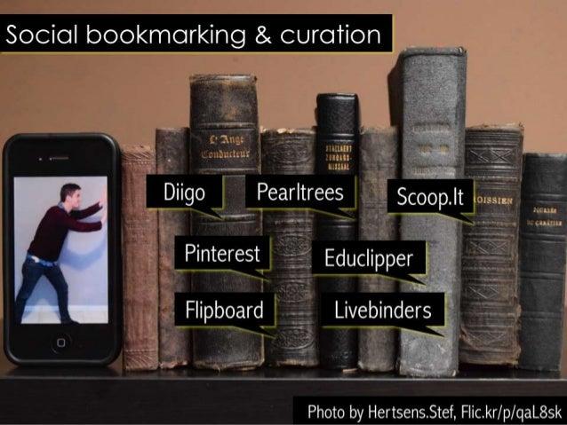 Social bookmarking & curofion              Pinterestj  Educlipper A  .  t .  I ' I Q? ' ; ; »  Flnpboardj  Lnvebmders  V 51...