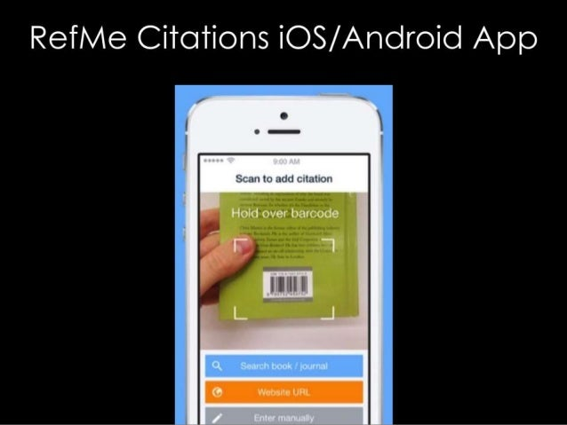 Reflve Cifofions iOS/ Android App  Hold over harcode