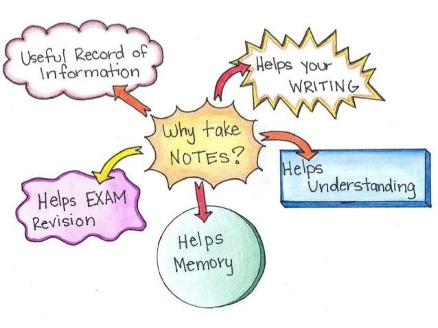 note taking workshop