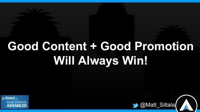 Thank You!Matt Siltala, Presidentmatt@avalaunchmedia.com@Matt_Siltala