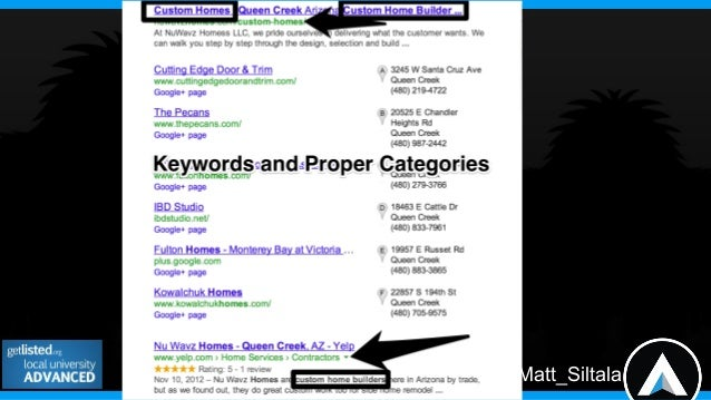"@Matt_SiltalaOther Tips For Digging Deeper• Whitespark Local Citation Finder• Brightlocal Citation Tracker• Google:""busine..."