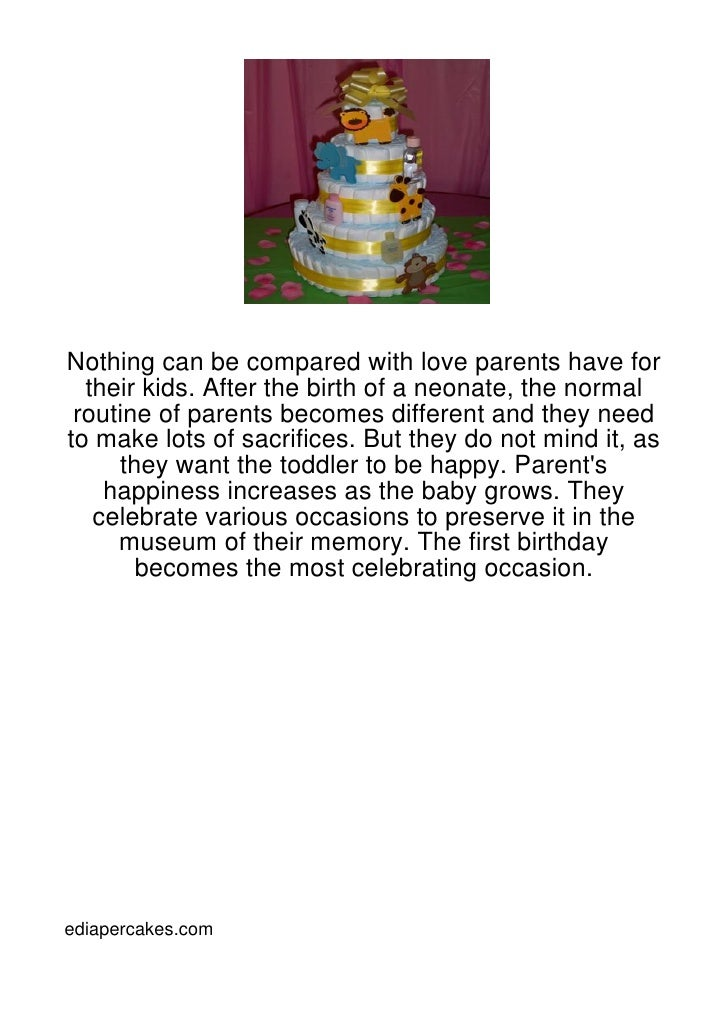 Nothing can be compared with love parents have for  their kids. After the birth of a neonate, the normal routine of parent...