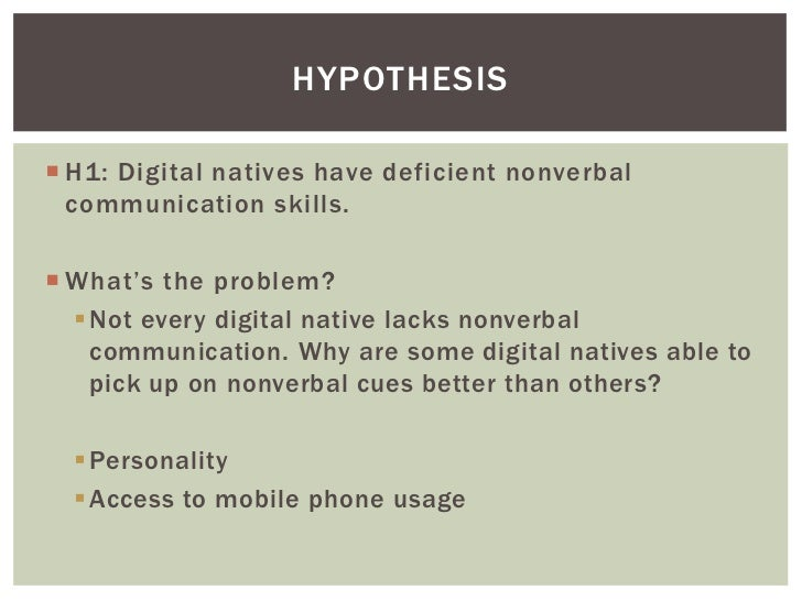the interpersonal skills of digital natives Digital literacy is a component of media literacy it refers to an individual's ability  to find, evaluate, produce and communicate clear information through writing and  other forms of communication on various digital platforms  marc prensky  invented and popularized the terms digital natives and digital immigrants a  digital.