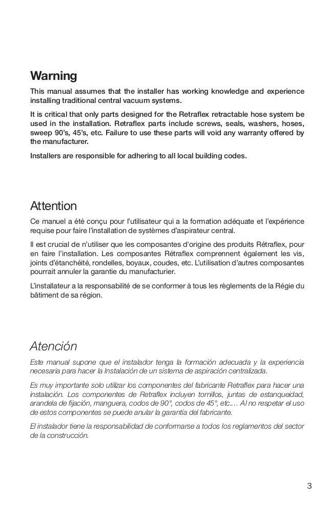 Notice flexible retractable retraflex Slide 3
