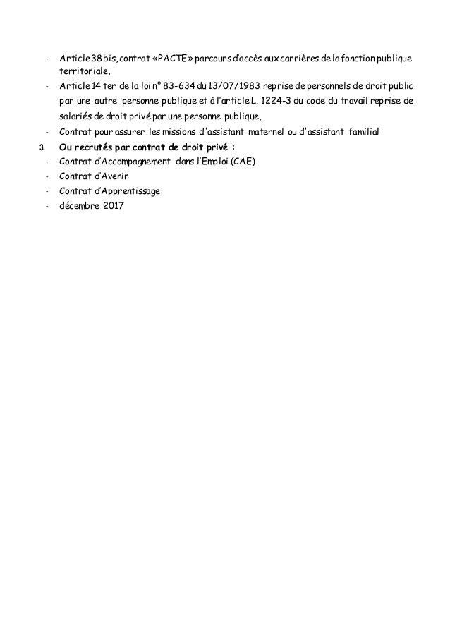 Notice recencement effectifs c elections professionnelles - Cabinet recrutement fonction publique territoriale ...