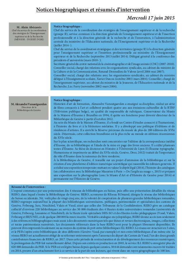 Mercredi 17 juin 2015 M. Alain Abécassis Chef du service de la coordination des stratégies de l'Enseignement supérieur et ...