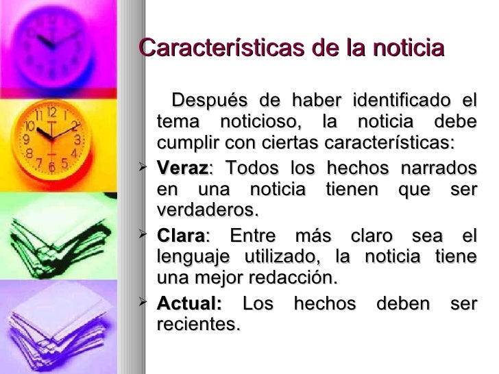 Noticia for Caracteristicas de una habitacion