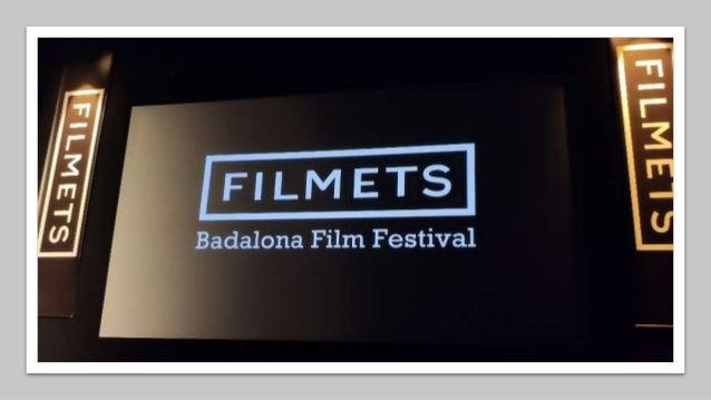 Visitem el Festival Filmets de Badalona