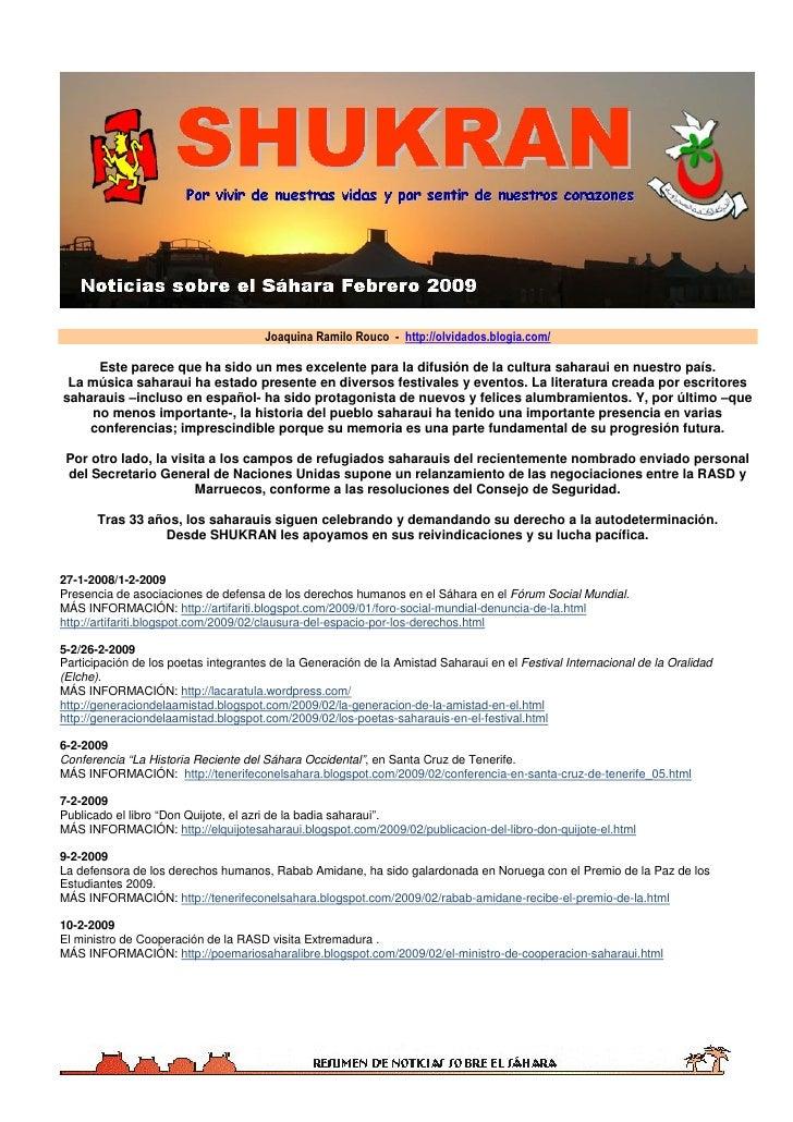 Joaquina Ramilo Rouco - http://olvidados.blogia.com/       Este parece que ha sido un mes excelente para la difusión de la...