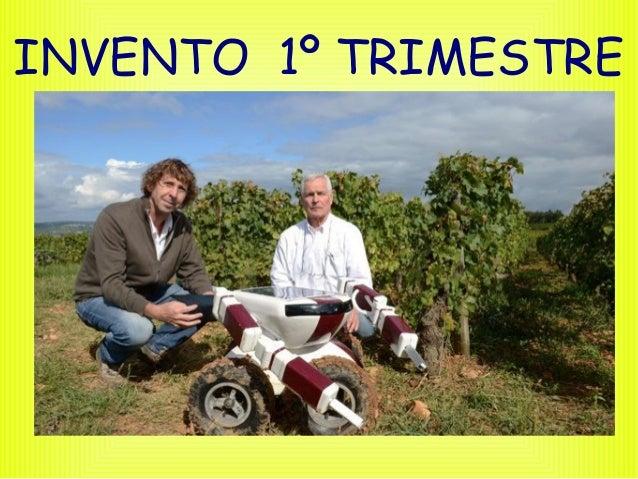 INVENTO 1º TRIMESTRE