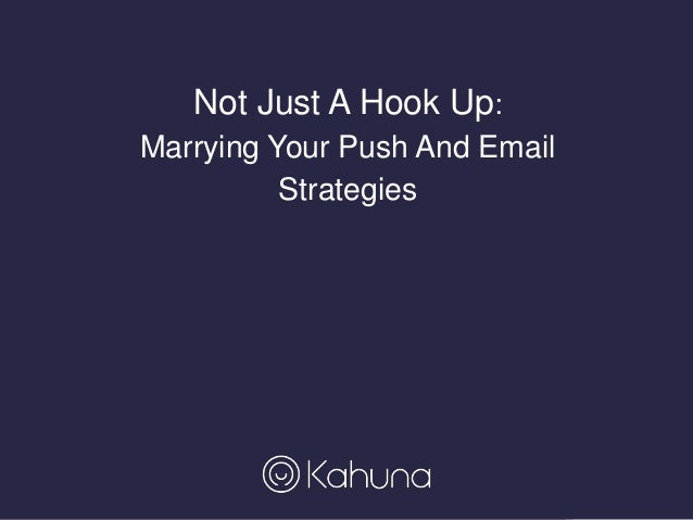 Hook up through email