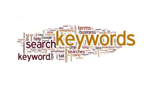 #1 KWs Research  Market Research