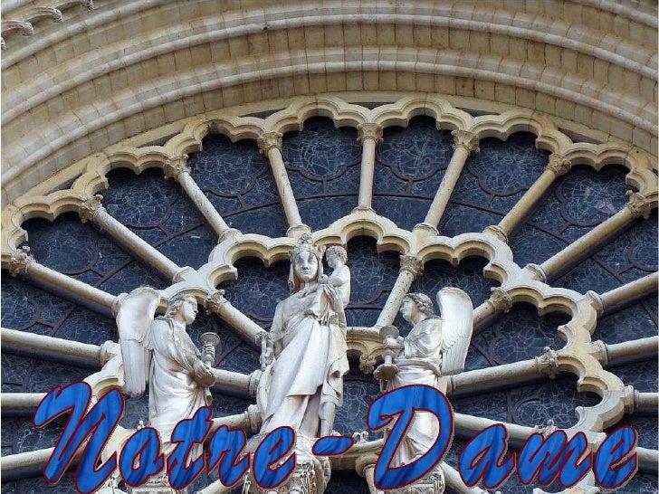 de Paris Notre-Dame Notre-Dame