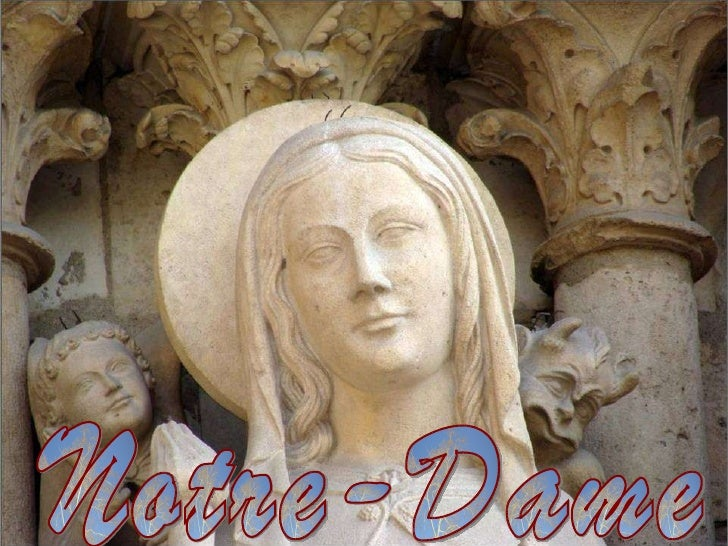 NOTRE-DAME PARIS Notre-Dame