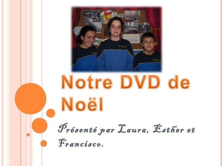 Notre dvd de Noël