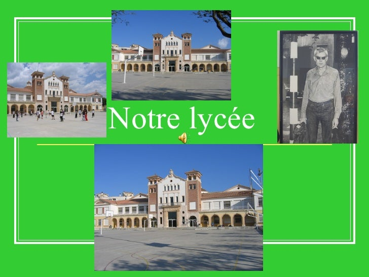 Notre  lycée