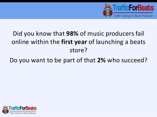 Sell My Beats Online: 5 Mistakes Slide 2