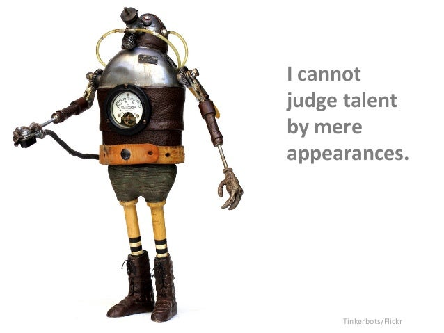 The Secret of Finding Talent Slide 3