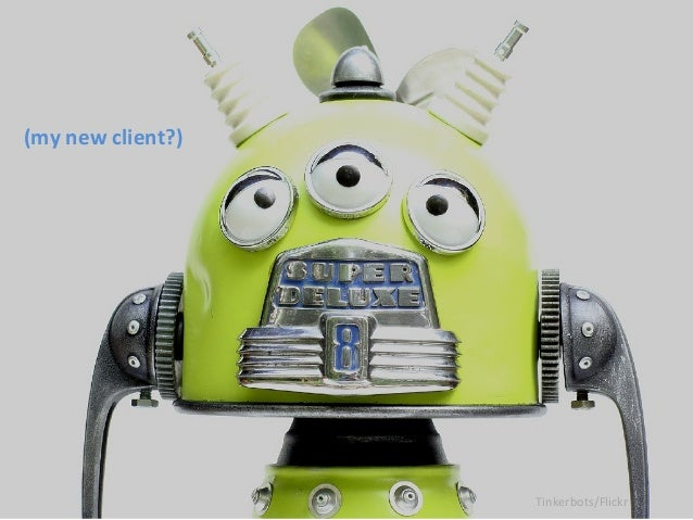 (my  new  client?)  Tinkerbots/Flickr