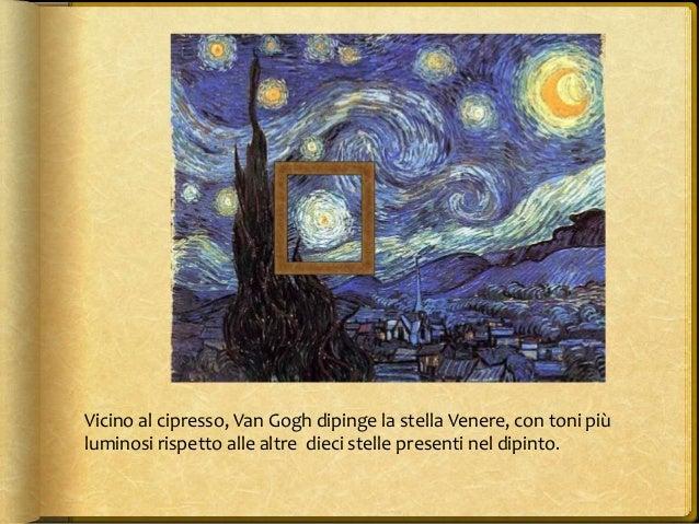 Notte stellata di v van gogh lettura dell 39 opera for Dipinto di van gogh notte stellata