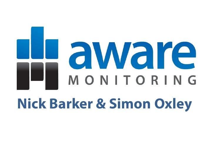 Nick Barker & Simon Oxley