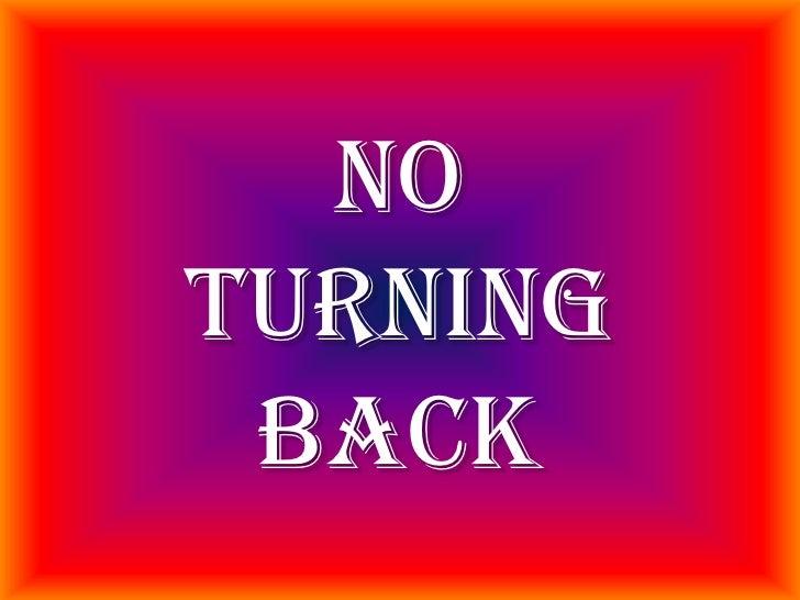 Noturningback<br />