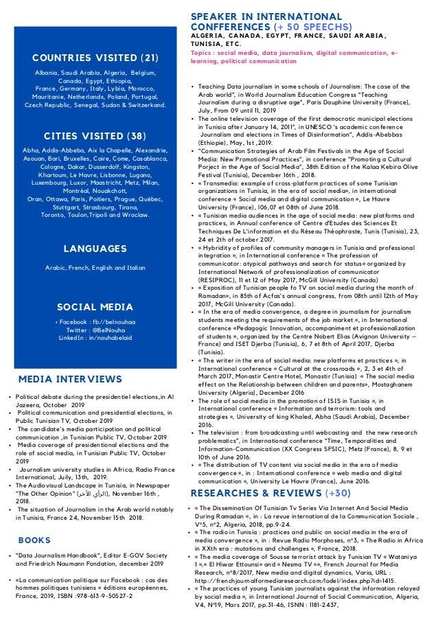 Journalism & Communication Consultant / Trainer Slide 2