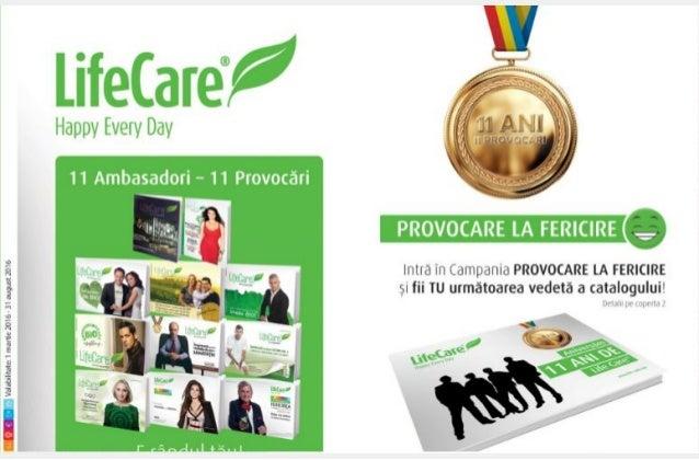 Catalog Life Care - produse BIO
