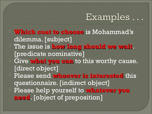noun clause grammar