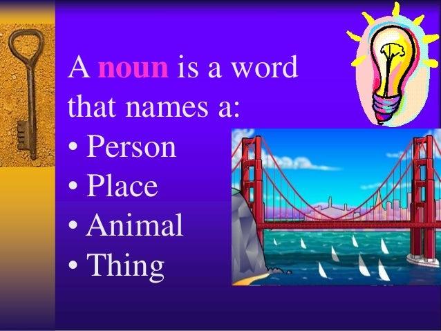Nouns Slide 2