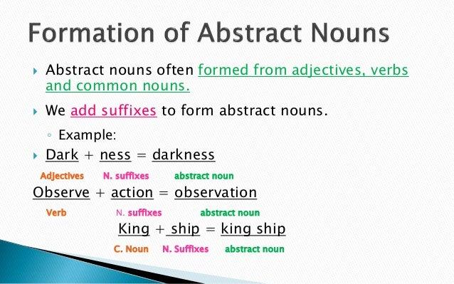 Nouns Presentation